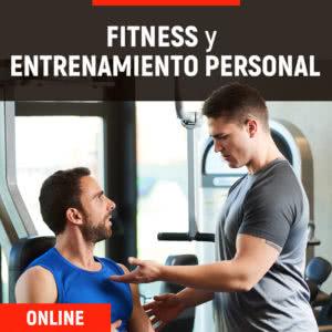 Curso online: Fitness y Entrenamiento Personal