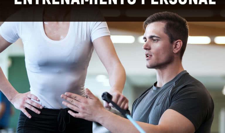 Programa avanzado: Entrenamiento personal | ESHI