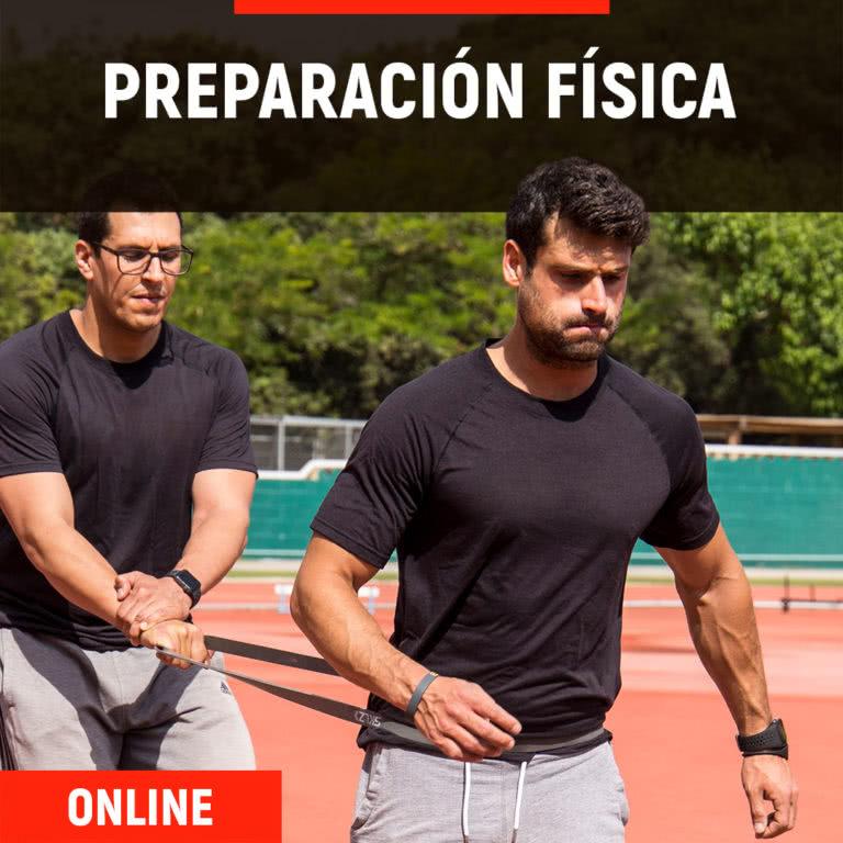 Curso online: Preparación Física para el rendimiento deportivo | ESHI