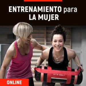 Formación online: Especialista en entrenamiento para la mujer