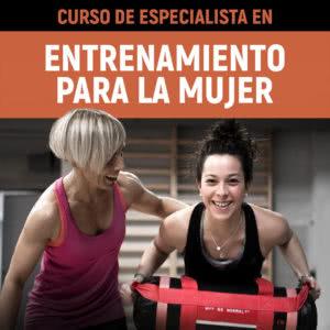 Curso online de especialista en entrenamiento de la mujer