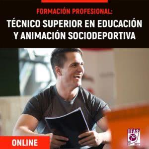 Reservar Formación Profesional Sociodeportiva Online Eshi