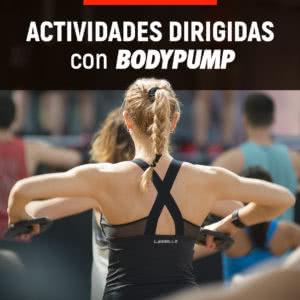 Actividades Dirigidas con BodyPump | Ciudad Real – 01/02/20