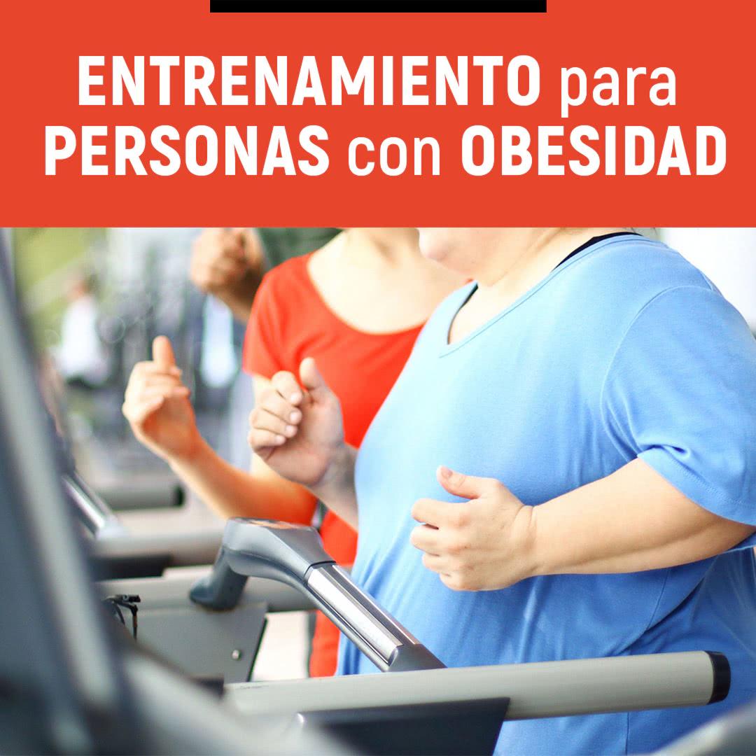 Entrenamiento para personas con obesidad – BASE
