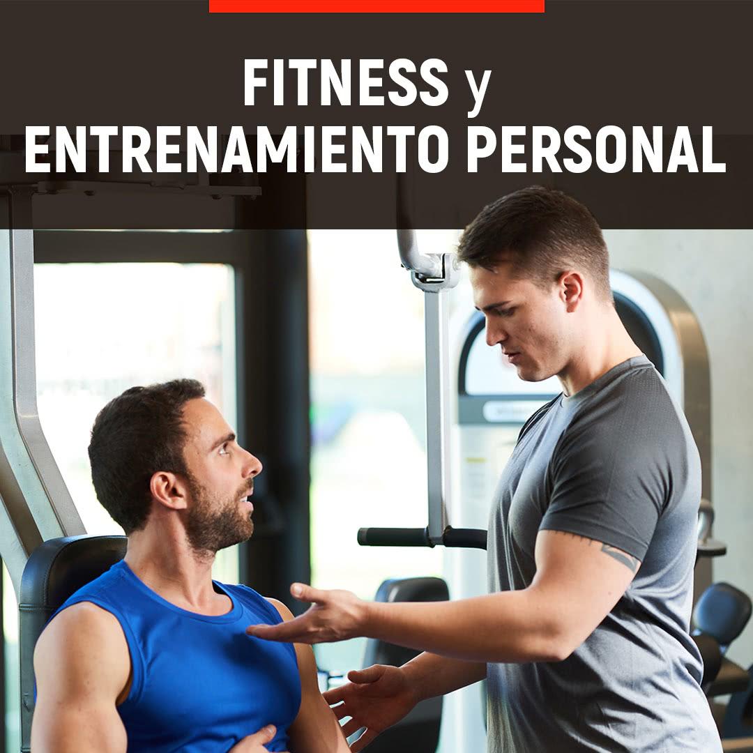 Fitness y Entrenamiento Personal – BASE