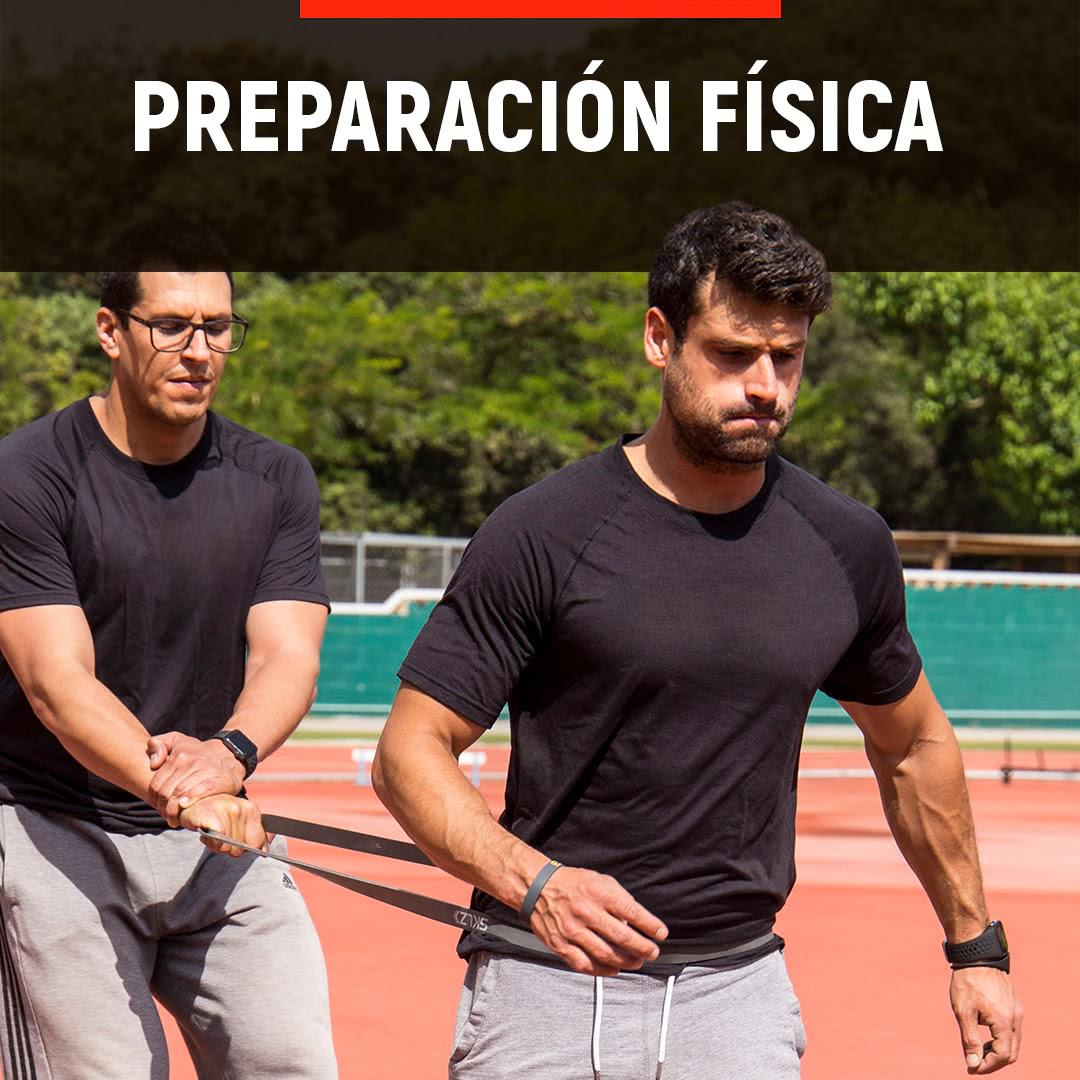La Preparación Física en el Rendimiento Deportivo