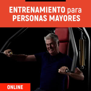 Formación Online: Entrenamiento para personas mayores