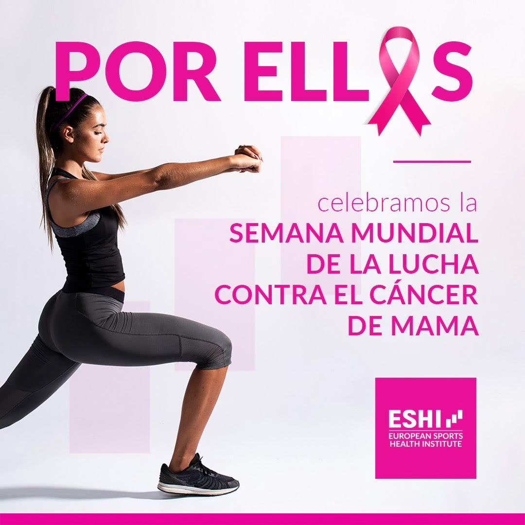 ESHI imparte formación contra el cáncer de mama