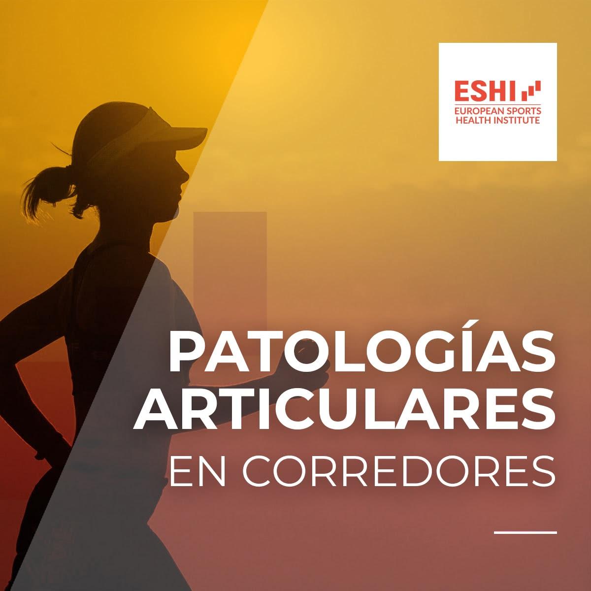 Patologías articulares en corredores