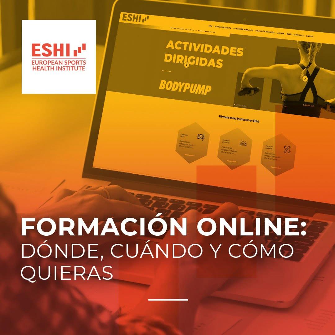 Formación online ESHI
