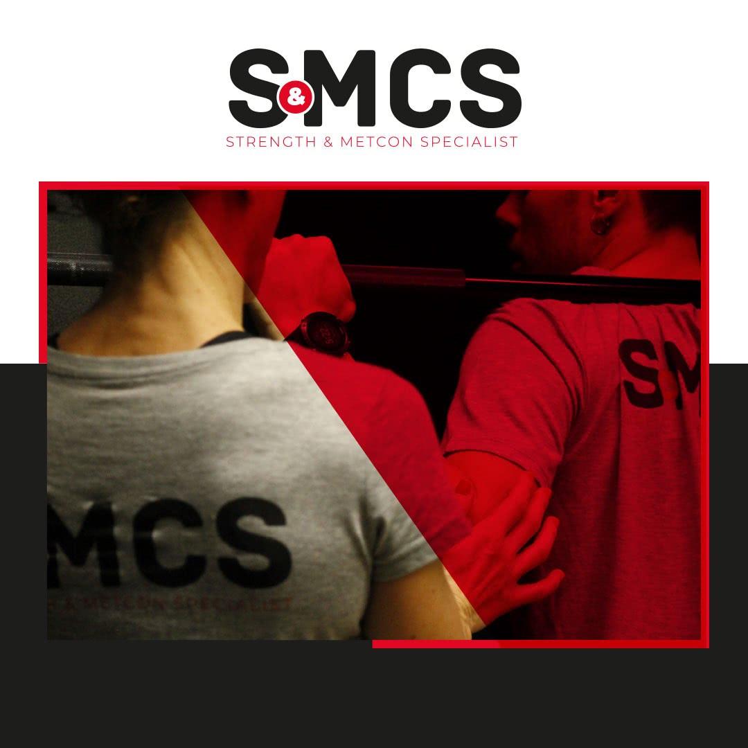 STRENGTH & METCON | Barcelona- 13/06/2020